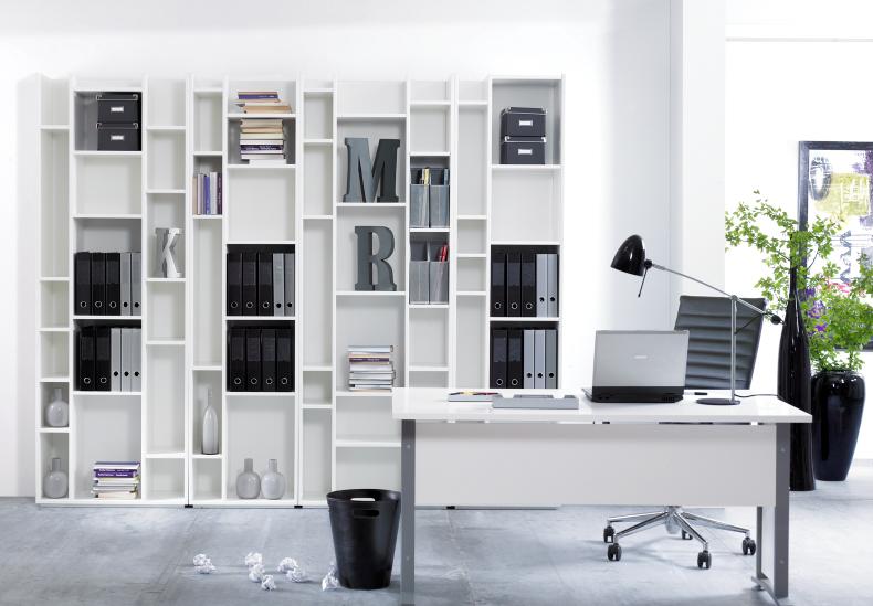 Capri Bookcase Setup 2