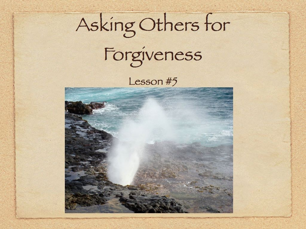 Audio & Handout  Lesson #5