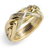 6T Ladies 14K Yellow Gold