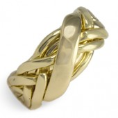 6WBD Ladies 18K Gold