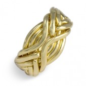 8F Ladies 18K Gold