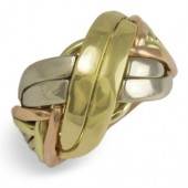 8BWNWB Ladies 14K Gold