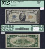 SM NORTH AFRICA STAR $10.00 1934A PCGS 25 Stock # LP226