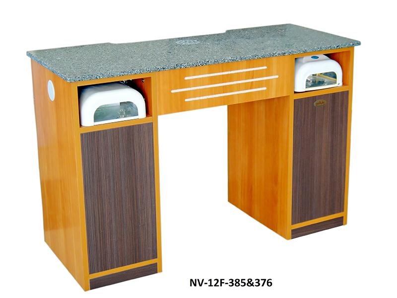 Manicure Table with Built-In Vacuum - NV-F12-385-376