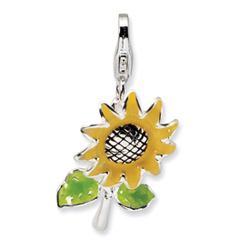 Flower and Garden Charms
