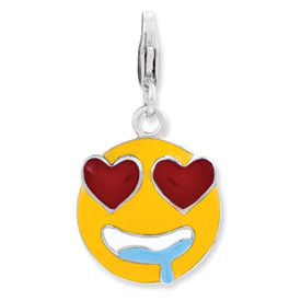 Smiley Expression Charms