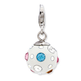 Crystal Ball Charms