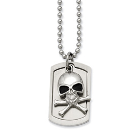 Stainless Steel Skull Jewelry