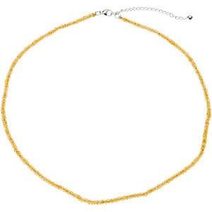 Genuine Citrine Necklace