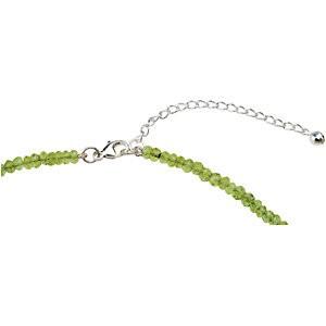 Genuine Peridot Bracelet