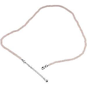 Genuine Rose Quartz Necklace