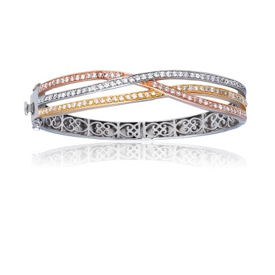 Tri-Color Bangle
