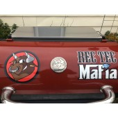 RecTec Mafia Vinyl Decal