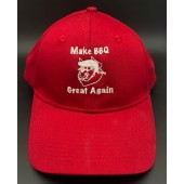 Make BBQ Great Again Hat Presidential