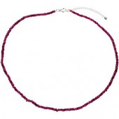 Genuine Rhodolite Garnet Necklace