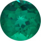 .03ct emerald set in jewelry