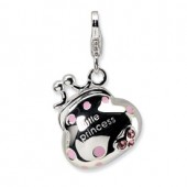 "Sterling Silver ""Little Princess"" Handbag"