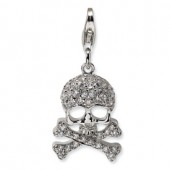 Skull and Crossbones  CZ