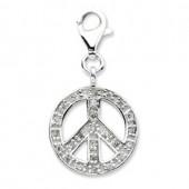 CZ Peace Sign