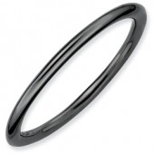 Black Plated Band