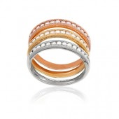 Tri-color Ring