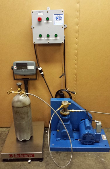 #560-305: CO2 AUTOMATIC SHUTOFF SCALE ASSEMBLY