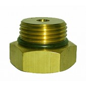 "#100-256: ADAPTER,TEST,1 5/8""DIA,8 TPI,MALE,BRASS"