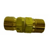 #100-561: ADAPTER,CO2,VFM,BRASS,(53795)