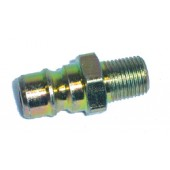 "#110-013: QUICK COUPLER NIPPLE, 1/8""NPT"