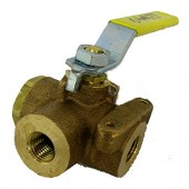 #120-105: 3 WAY BALL VALVE FOR N2 CHARGING