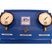 #140-415: DUAL GAUGE ASSY FOR DOT PROOF TESTING
