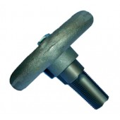 "#240-015: THREAD CLEANING TOOL, 3/4"" -16 THREAD"