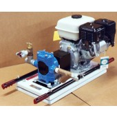 #500-306: HYDRO PUMP,400 PSI, 5HP