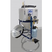 #550-200: DRY CHEMICAL POWDER HANDLING SYSTEM