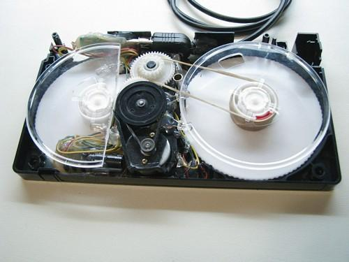 VHS and Audio Cassette repair