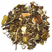 Lemon Ginger White Tea