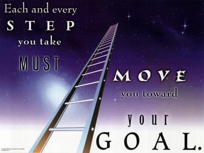 Climbing Towards Your Goals
