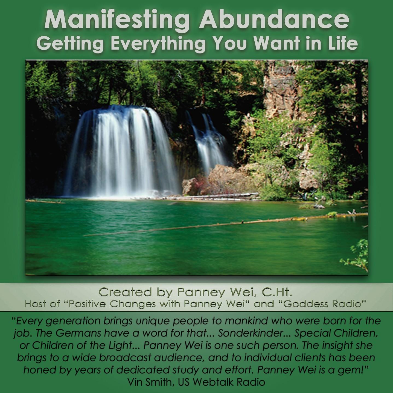Manifesting Abundance