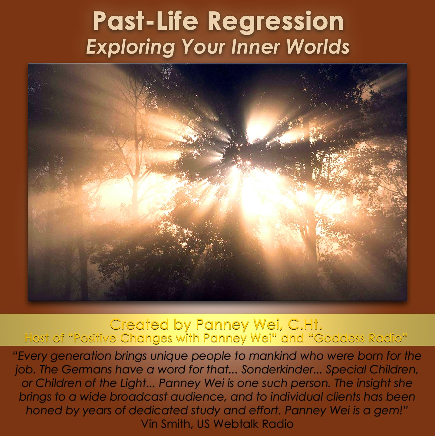 Past-Life Regression-front