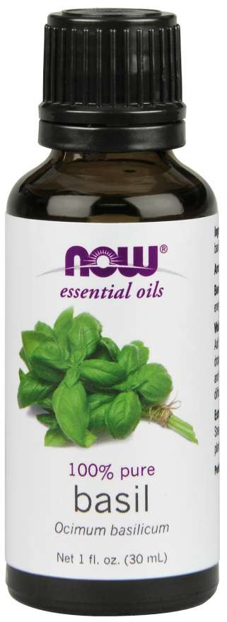 Basil Oil 1 oz.