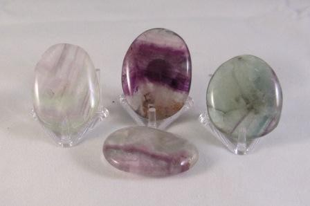 Fluorite Smooth Stones