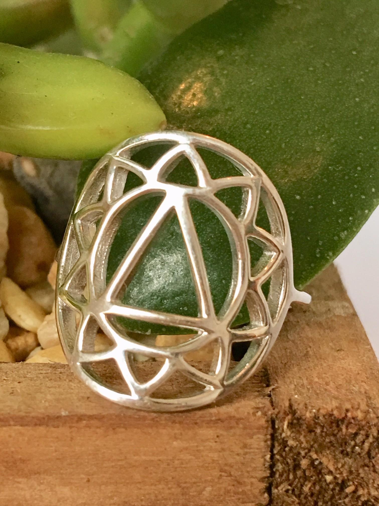 Chakra Symbol Ring