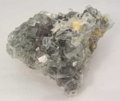 Fluorescent Fluorite Premium Clusters