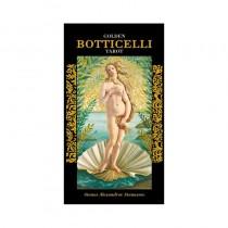 Golden Botticellit Tarot Deck