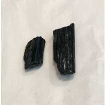 Black Tourmaline Rough