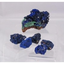 Azurite Clusters