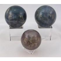 Fluorite Spheres