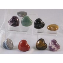 Gemstone Hearts Small