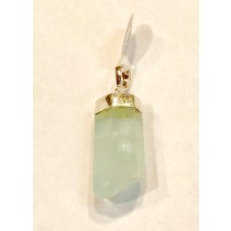 Aquamarine Natural Pendant Medium 1