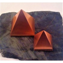 Keweenaw Copper Pyramid